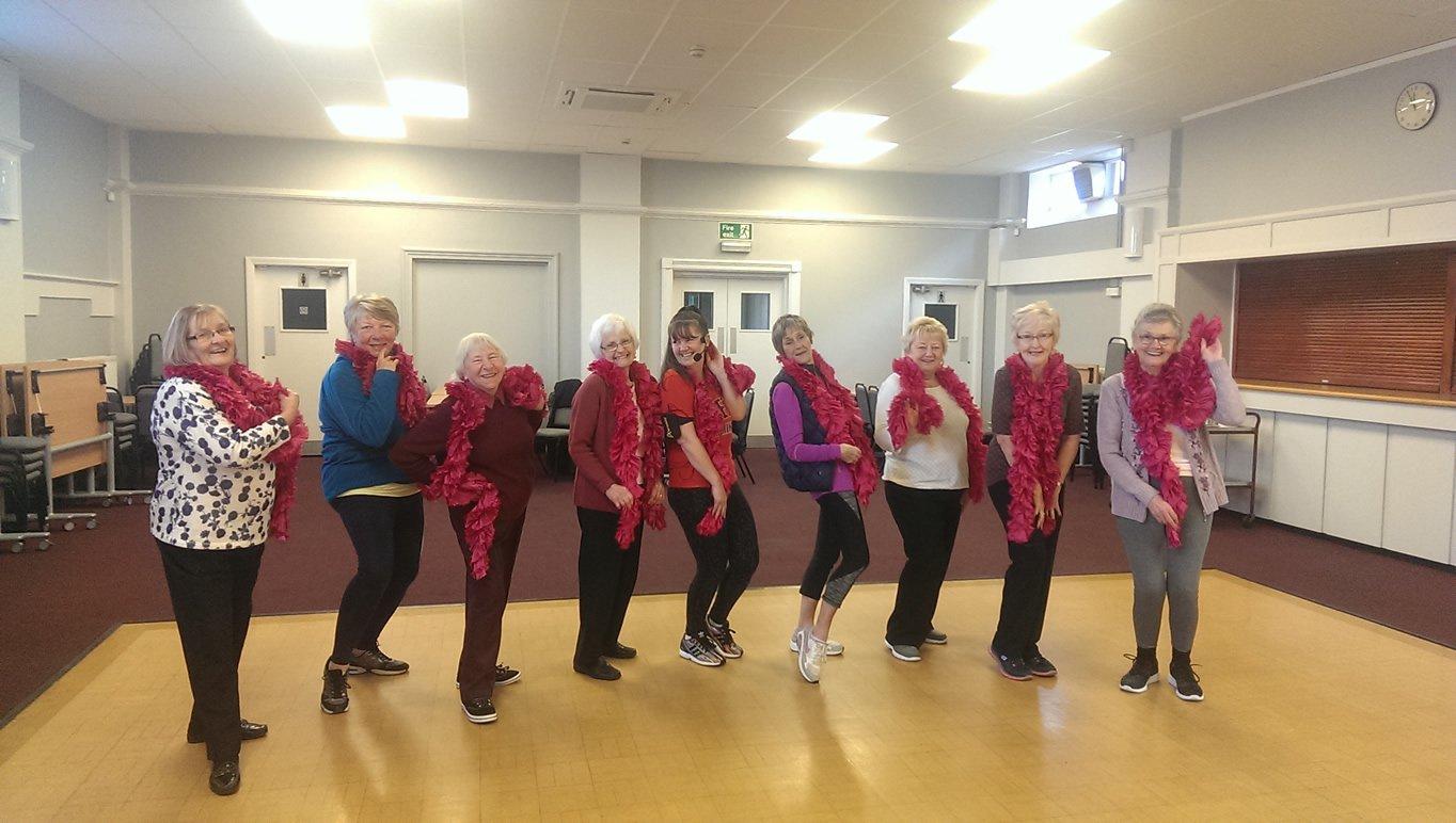 , Older Persons' Activities